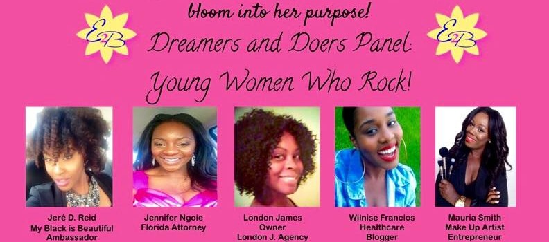 Empowered to Bloom Empowerment Event